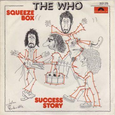 ロニー・レインが大好きだったザ・フーのヒット曲「Squeeze Box」