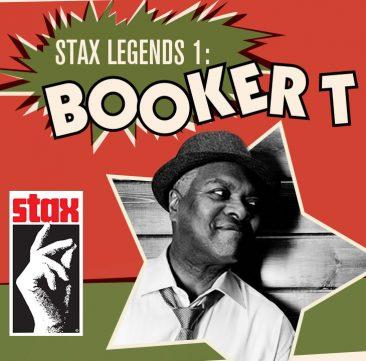 スタックス・レコードのレジェンドたち1: ブッカー・T