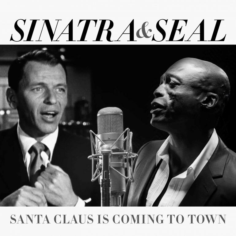 シールとシナトラによるクリスマス・シングル「サンタが街にやってくる」が緊急発売