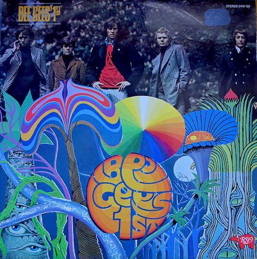 reDiscover :ビー・ジーズ初のインターナショナル盤『Bee Gees's 1st』