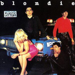 Blondie-Plastic-Letters