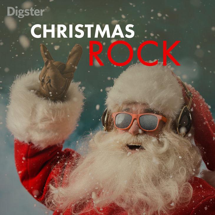 最高なロック・クリスマス・ソングのプレイリスト
