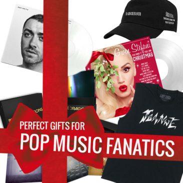 ポップ・ミュージック・ファンにうってつけのクリスマス・プレゼント
