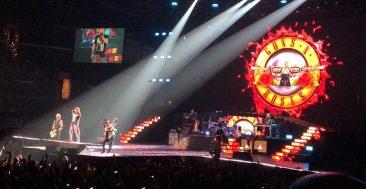 ライブレヴュー: ガンズ&ローゼズが締めくくった「Not In This Lifetime…Tour」