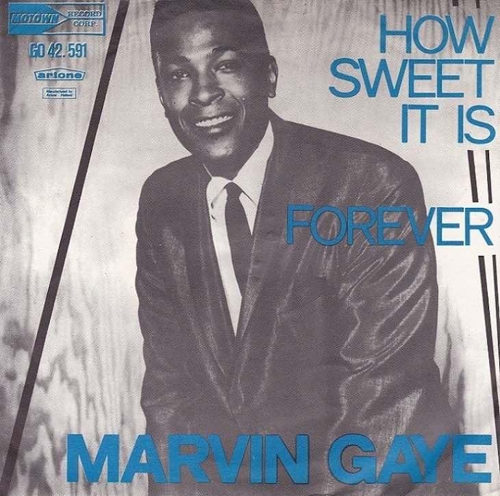 マーヴィン・ゲイ「How Sweet It Is」でソウルもポップも制覇