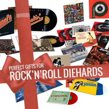 筋金入りのロックンロール・ファンに最高のクリスマス・プレゼント