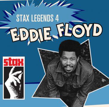 スタックス・レコードのレジェンドたちその4:エディ・フロイド