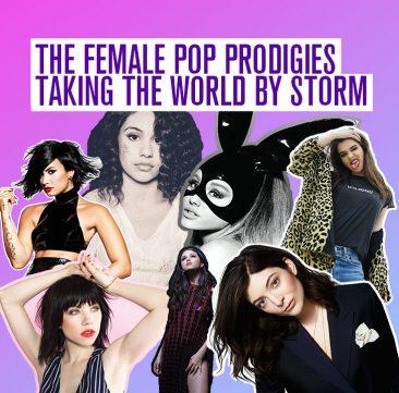 世界を席巻する次世代の女性ポップスター8人