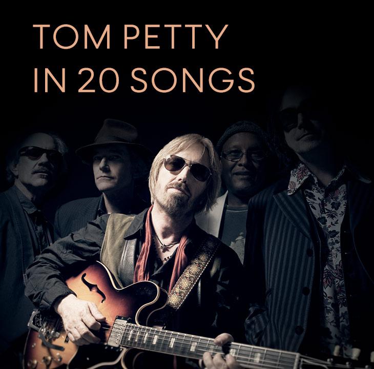 トム・ペティの20曲