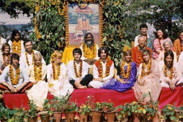 ザ・ビートルズのインド訪問50周年を記念した新しい展覧会開催