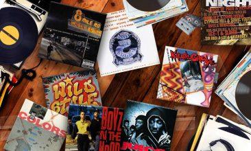 ヒップホップ・サウンドトラックの名盤8枚+α:『ワイルド・スタイル』から『8 Mile』まで