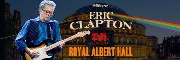 時にロイヤル・エリック・ホールと人は呼ぶ:クラプトンと彼が205回もステージに立ったロイヤル・アルバート・ホールとの関係