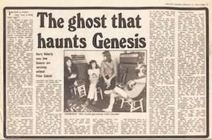 Genesis-Melody-Maker-1976