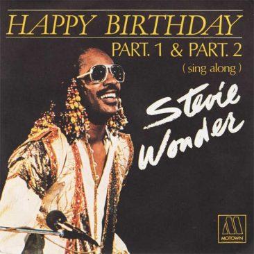 スティーヴィー・ワンダーが「ハッピー・バースデイ」と言い、キング牧師記念日の成立を助けた