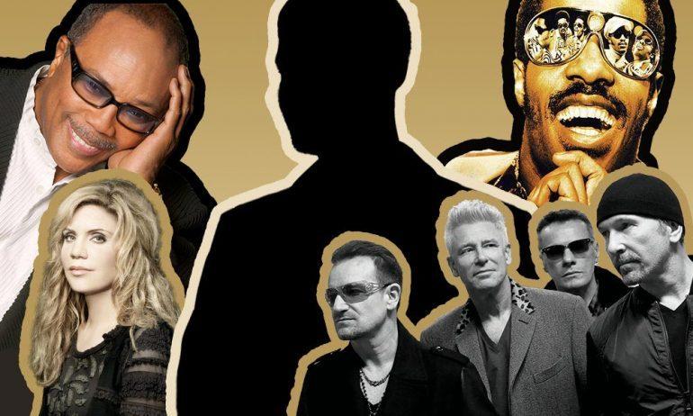 グラミー賞で今までに最も多く受賞しているアーティストは誰?