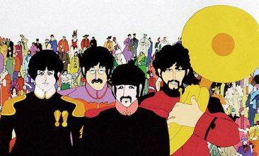 ザ・ビートルズの映画『Yellow Submarine』デジタルリマスター版がUKで限定上映決定
