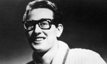 1956年1月のバディ・ホリーのレコーディング・デビュー