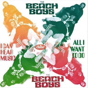 ロネッツの「I Can Hear Music」でUK TOP10入りしたビーチ・ボーイズ