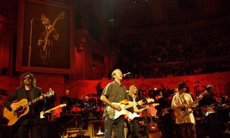 2月23日に新たに発売される『Concert For George』が全米で上映されることが決定
