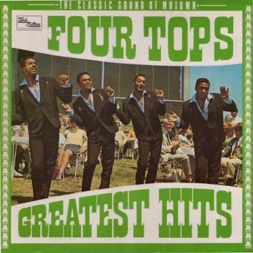 モータウン初の全英アルバム1位はフォー・トップス