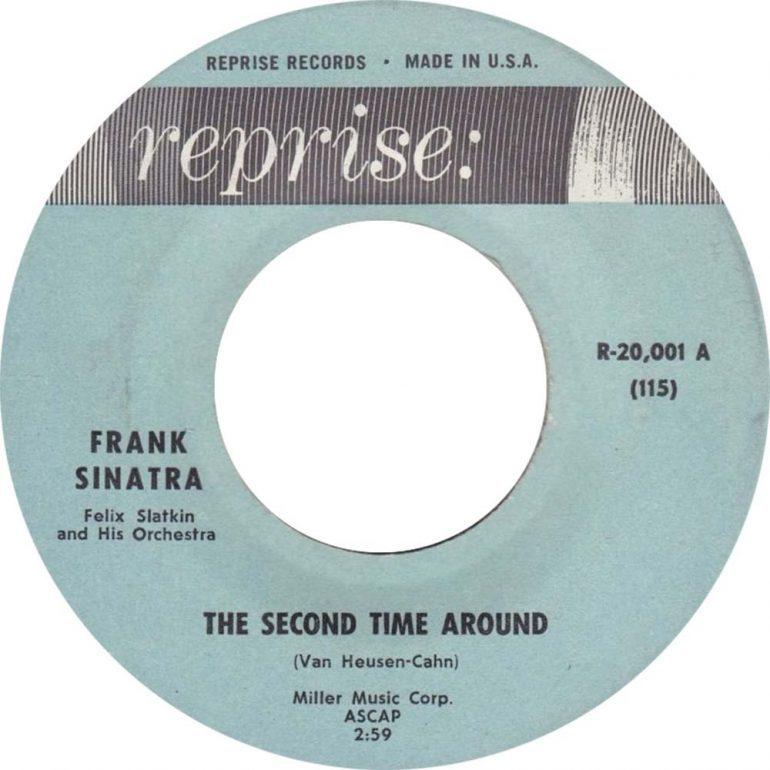 フランク・シナトラのレーベル、リプリーズ設立と「The Second Time Around」