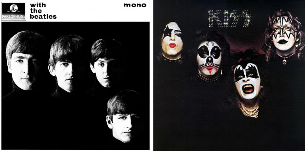 KISS Beatles