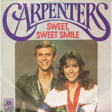 カーペンターズ唯一のカントリー・チャートにエントリーした「Sweet, Sweet Smile」