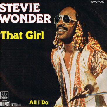 「That Girl」でトップを獲得したスティーヴィー・ワンダー