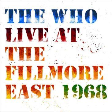ザ・フー、50年前の未発表のライヴ音源『Live at the Fillmore East』が4月に発売決定