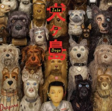 全米公開3月、日本公開5月のウェス・アンダーソン監督作品『犬ヶ島』のサウンドトラックがABKCOからリリース決定