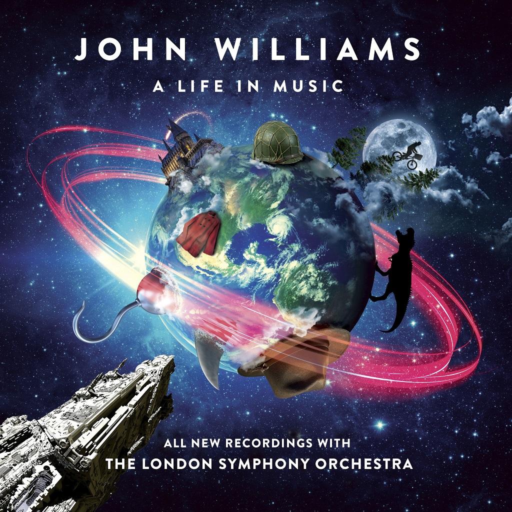 ギャビン・グリーナウェイ指揮 ロンドン交響楽団『ジョン・ウィリアムズライフ・イン・ミュージック』