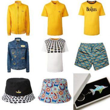 ザ・ビートルズとリアム・ギャラガーが設立したファッションブランドのコラボアイテム発売開始