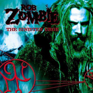 ロブ・ゾンビ史上最も単刀直入なパーティー・メタル・レコード『The Sinister Urge』