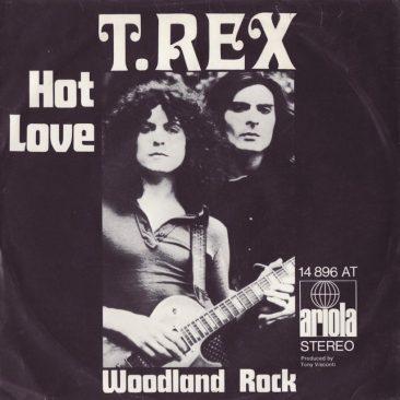 マーク・ボランからファンへのギフト「Hot Love」