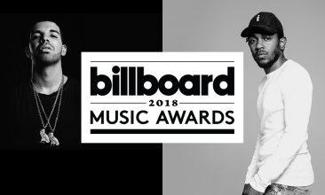 ケンドリックとドレイク、エド・シーランが15部門で最多、2018年度ビルボード・ミュージック・アワード全ノミネーション・リスト