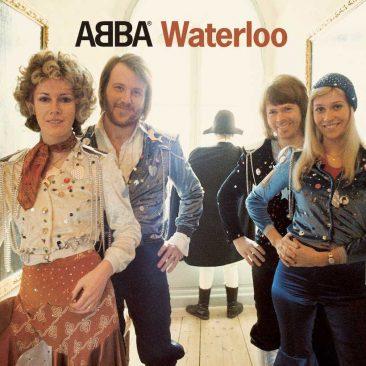 ユーロヴィジョン・ソング・コンテスト1位を獲得し世界が変わったアバの「Waterloo / 恋のウォータールー」