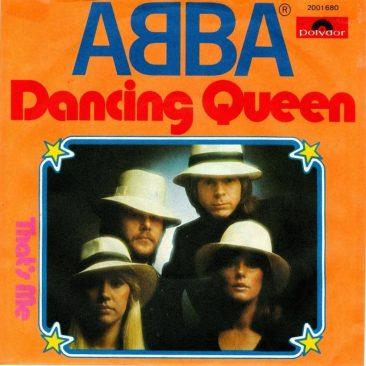 アバ「Dancing Queen」で唯一の全米No.1を達成