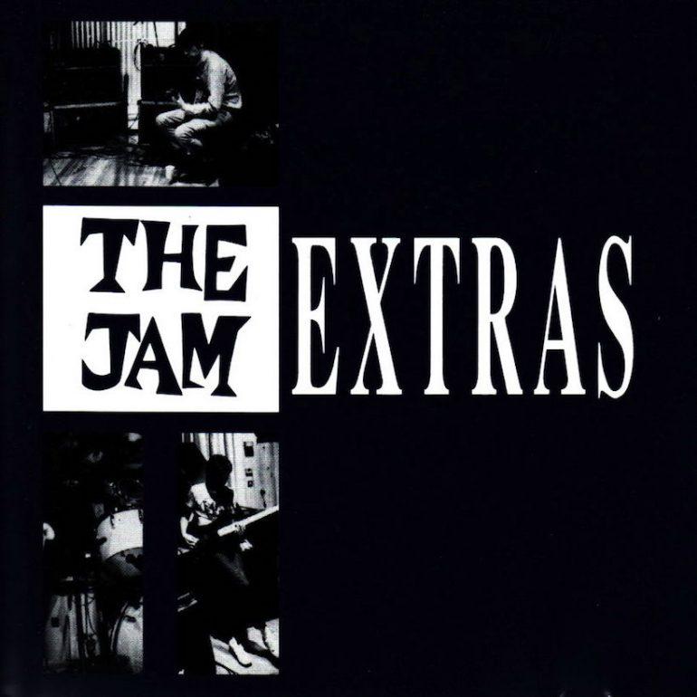 ザ・ジャムが解散から10年後にリリースした『Extra』がチャート入りを達成