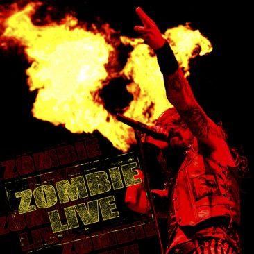 ロブ・ゾンビ初のライヴ・アルバム『Zombie Live』で、体験できるロブ・ゾンビのエネルギー