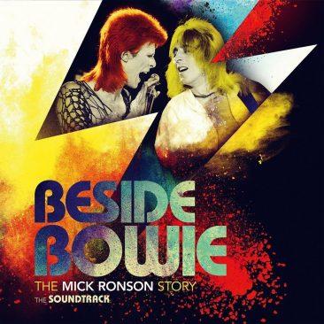 ミック・ロンソンのドキュメンタリー映画『Beside Bowie: The Mick Ronson Story』のサントラ発売決定。2曲の未発表音源収録