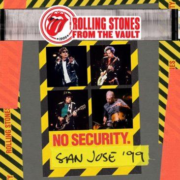 ザ・ローリング・ストーンズ、『From the Vault: No Security, San Jose '99』 発売決定。日本盤はボートラ付で7月4日に先行発売