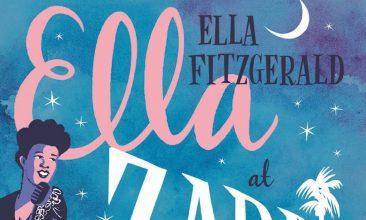エラ・フィッツジェラルドの1956年のアルバム『Ella At Zardi's』がNo.1獲得