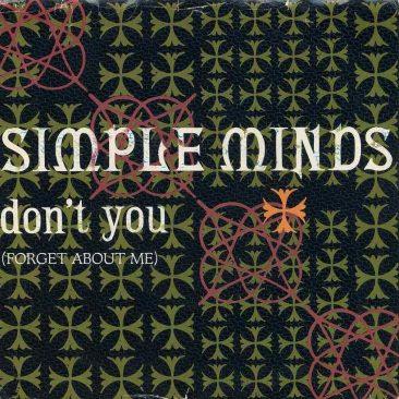 映画『ブレックファスト・クラブ』に起用され全米1位を記録したシンプル・マインズの「Don't You (Forget About Me)」