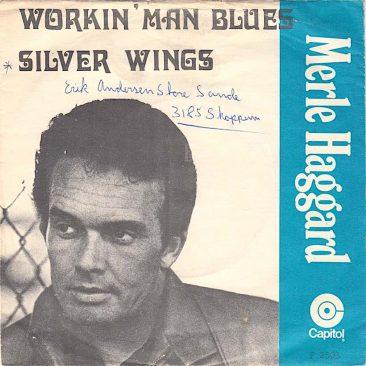 マール・ハガードの働く男への聖歌「Workin' Man Blues」:自身7作目のNo.1には、ジェームス・バートンやジム・ゴードンらが参加