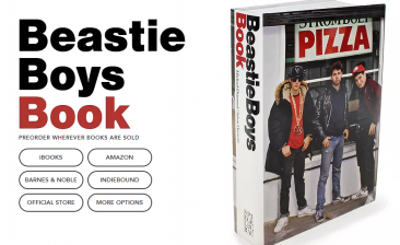 マイク・Dとアドロックによる待望のビースティー・ボーイズの自叙伝『Beastie Boys Book』が遂に発売