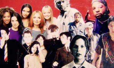90年代大特集:グランジからブリット・ポップ R&Bやヒップホップの台頭まで