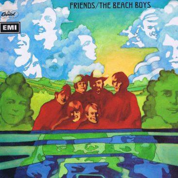 超越瞑想に嵌っていた頃の作品で当時は過小評価されていたビーチ・ボーイズの『Friends』