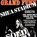 グランド・ファンク・レイルロードがザ・ビートルズの記録を凌いた1971年シェイ・スタジアムでのコンサート