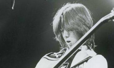 ウィングス他多くのバンドを支えた天才ギタリスト、ジミー・マカロック