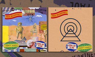 ポール・マッカートニーが両A面シングル「I Don't Know」「Come On To Me」を発表
